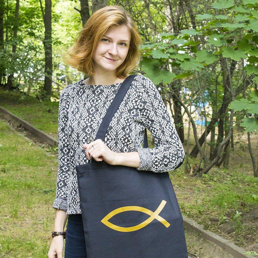 Торба «Залатая рыбка»